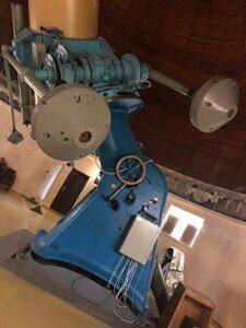 Козырев Н.А - телескоп в Научном